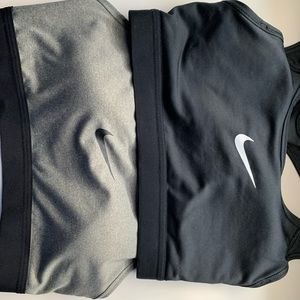 pack of two nike sports bras